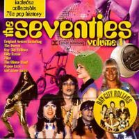THE SEVENTIES VOLUME 1 various (CD, Compilation) Pop, Rock, very good condition,