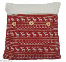 Christmas Living Room Novelty Decorative Cushions & Pillows