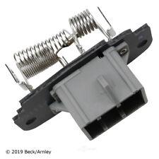 A/C Resistor Beck/Arnley 204-0015