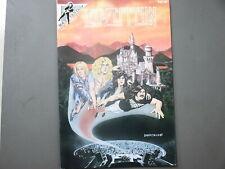 Led Zeppelin comic Rock Fantasy Comics #3 1990 Second Printing !
