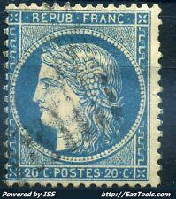 FRANCE CERES N° 37 AVEC OBLITERATION