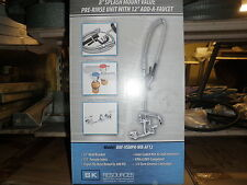 pre sinse faucet for commercial sink and dishwashers and add on faucet