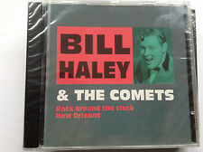 4014513000521 BILL HALEY ROCK AROUND THE CLOCK NEW ORLEANS - FAST POST SEALED CD
