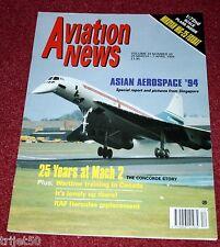Aviation News 22.20 Concorde,RCAF,Mig-25 Foxbat