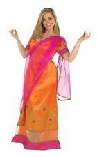 FANCY DRESS COSTUME ~ LADIES BOLLYWOOD STARLET SIZE 8-18