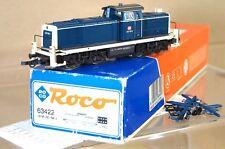 ROCO 63422 DB BLEU CLASSE BR 290 LOCOMOTIVE 290 188-2 Lenz numérique DCC Mon