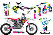 Honda CRF 450 R Graphic Kit AMR Racing Decal Sticker Part CRF450R 13-14 FLASH