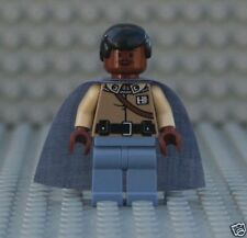 LEGO® Star Wars™ General Lando Calrissian - Original cape replaced with a custom