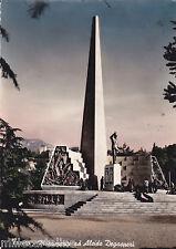* TRENTO - Monumento ad Alcide De Gasperi 1960