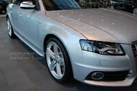 Audi A4 S4 8K B8 Seitenschweller Leisten Seitenleisten S-Line Schweller