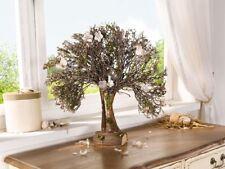 Deko Blumen Kunstliche Pflanzen Aus Holz Mit Tischdeko Fur Die