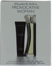 Provocative by Elizabeth Arden for Women Set-EDP Spray 3.3oz + BL 3.4oz - SW
