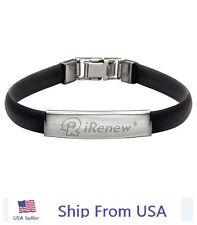 iRenew Bracelet Energy Balance Strength Flexibility Wristband Health Wellness