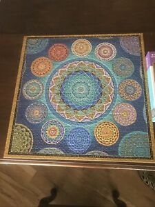 "1000 Piece Pomegranate Puzzle ""Mandala World"""
