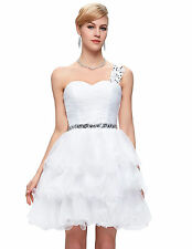 Short Mini Cocktail Dresses Formal Homecoming Evneing Party Bridesmaid Prom Gown