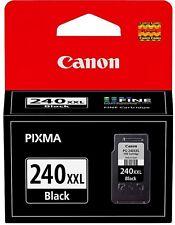 Canon Genuine PG-240XXL Black Ink for MG3620 MG3520 MG4220 MG3220