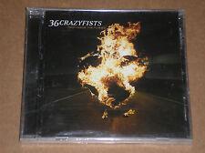 36 CRAZYFISTS - REST INSIDE THE FLAMES - CD SIGILLATO (SEALED)