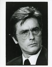 ALAIN DELON   1981 VINTAGE PHOTO ORIGINAL