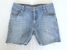 Levi's women's denim cut off shorts size 32