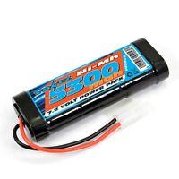Voltz 5300mah 7.2v Stick Battery Pack NIMH with Tamiya RC Car Plug - UK Stock
