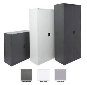 Rapidline Go Steel Cupboard Office Furniture