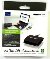 GSR202  IOGEAR USB Smart Card Access Reader for banking,healthcare,secure login