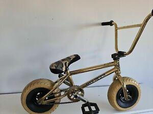 Mini BMX Gold Max Rider