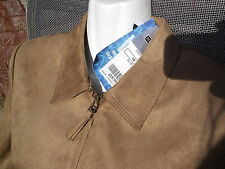 NEXT LIGHT WEIGHT SUEDE LOOK JACKET.£60 TAGS.NEW.