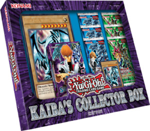 Yu-Gi-Oh! Kaiba's Collector Box New Sealed with Starter Deck & 6 Packs (Yugioh)