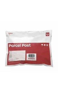10 x 3kg Medium ( New Large ) Prepaid Satchel Australia Post Holds Upto 5kg