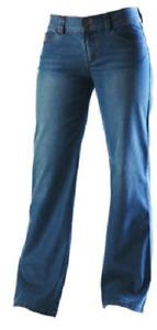 Vigilante Womens Denim Tribeca Travel Jeans - World Worn