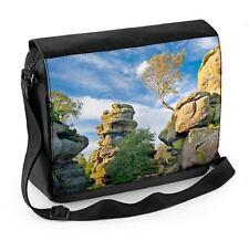 Brimham Rocks North Yorkshire Laptop Messenger Bag - Dales