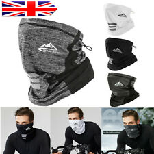 Neck Gaiter Bandana Headband Cooling Face Scarf Arm Head Cover Snood Scarves*