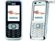 Original Unlocked Nokia 6120 classic 6120ci symbian os v9.2 mobiele telefoon