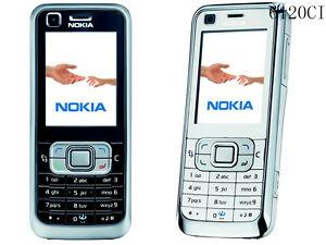 Original Nokia 6120 Unlocked classic 6120ci symbian os v9.2 Mobile Phone