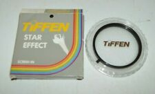 Vintage Tiffen 72mm Screw-In Star 4 Point 2mm Star Effect Filter Cross Screen