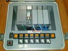 Allen Bradley Plc 1747 Demo 3 Slc 500 Training Kit 1747 Pt1 With 1747 C10 Cable