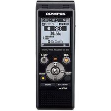 Olympus Digital Voice Recorder 8 GB con USB INTEGRATA + SLOT MICRO SD-Argento