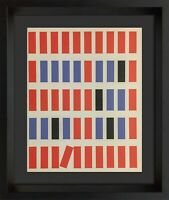 "Paul RAND Original SERIGRAPH ""Graphic Arts Book 50..."" Custom FRAMING"