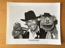 HOLLYWOOD MOVIE ACTOR STARS: James Coburn in The Muppet Movie Publicity Photo