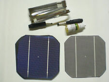 celula solar x 18.  Kit placa  (45w). Photovoltaic SOLAR panel kit. Solar Cells