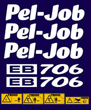 PEL JOB EB706 Decalcomanie