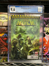 CGC 9.6 Totally Awesome Hulk 22 Pak 1st Appearance of Weapon H LOW PRINT