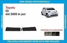 fasce parasole vetri Toyota IQ dal 2009 in poi