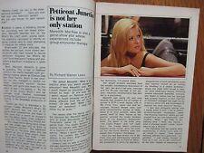 Jan 17-1970 TV Guide(MEREDITH MacRAE/FLIP WILSON/DON GALLOWAY/PETTICOAT JUNCTION