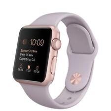 Apple Smartwatches aus Edelstahl