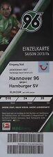 Billet 2013/14 Hannover 96-Hamburger sv