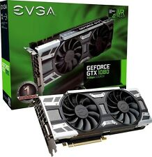 *BRAND NEW* EVGA GeForce GTX 1080 8GB 11GBps GDDR5X Graphics Card PCI-X 3.0