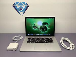 Apple MacBook Pro 15 RETINA Laptop / 2.9GHZ i7 / 512GB SSD / MacOS-2019