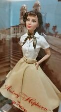 2012 Audrey Hepburn In ROMAN HOLIDAY -  Barbie Doll - NEW in box (see pics)!